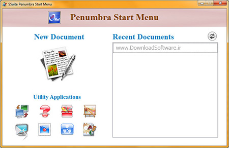 دانلود SSuite Penumbra Editor نرم افزار ویرایشگر عالی کلمات