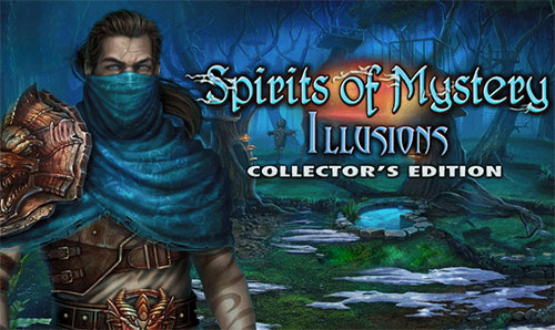 دانلود بازی Spirits of Mystery 8: Illusions Collector's Edition برای PC
