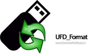 دانلود UFD_Format – نرم افزار فرمت مولتی پارتیشن فلش مموری