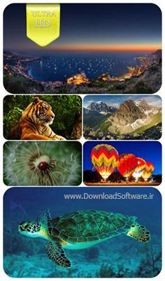 دانلود 38 تصویر والپیپر با موضوعات مختلف و جدید