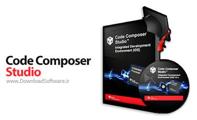 دانلود Code Composer Studio - نرم افزار برنامه نویسی پردازنده های شرکت TI