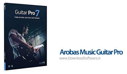 دانلود Arobas Music Guitar Pro 7 نرم افزار موسیقی حرفه ای