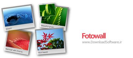 دانلود Fotowall نرم افزار ایجاد کارت پستال و پوستر