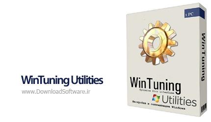 دانلود WinTuning Utilities ابزارهای بهینه سازی سیستم