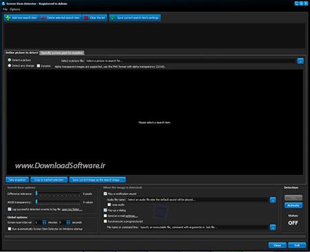 دانلود 3delite Screen Item Detector نرم افزار ابزار مناسب دسکتاپ