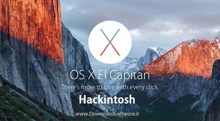 دانلود هکینتاش ال کاپیتان Hackintosh 10.11.1 El Capitan