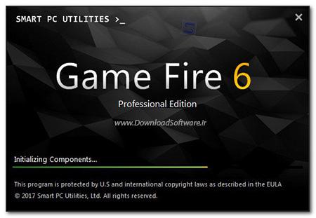 دانلود Game Fire Pro اجرای سریع و روان تر بازی ها