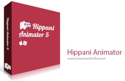 دانلود Hippani Animator Pro نرم افزار ساخت انیمیشن و بازی ها