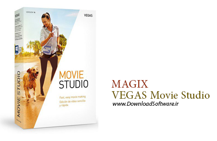 دانلود Magix Vegas Movie Studio ویرایش حرفه ای فیلم