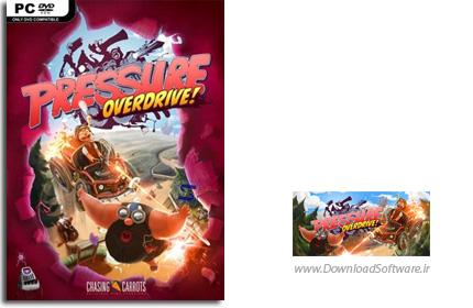 دانلود بازی Pressure Overdrive برای PC