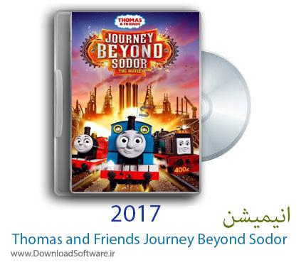 دانلود انیمیشن Thomas and Friends Journey Beyond Sodor 2017
