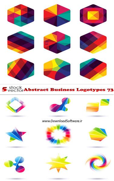 دانلود تصاویر وکتور لوگوهای کسب و کار