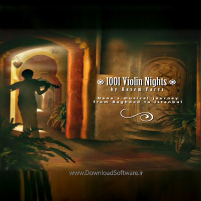 دانلود آلبوم ویولن عربی - 1001Violin Nights Party Music