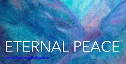 دانلود آلبوم الکترونیک اثری از سولارفلو - Eternal Peace Music