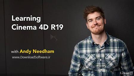 دانلود فیلم آموزشی Cinema 4D R19
