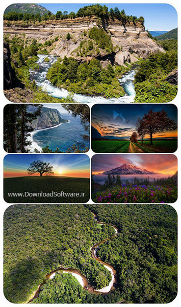 دانلود تصاویر حیرت انگیز از طبیعت