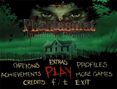 دانلود بازی Phantasmat 9: Insidious Dreams Collector's Edition