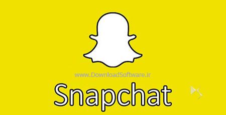 دانلود Snapchat نرم افزار اسنپ چت برای اندروید