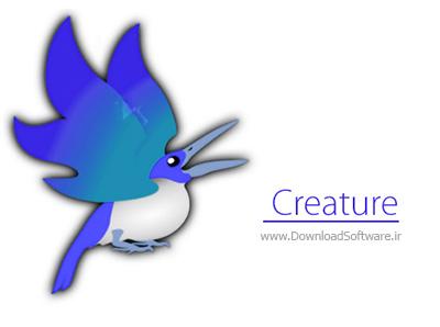 دانلود Kestrel Moon Creature – نرم افزار انیمیشن سازی 2 بعدی