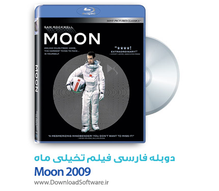 دانلود دوبله فارسی فیلم ماه Moon 2009
