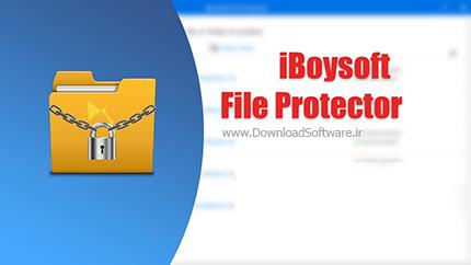 دانلود iBoysoft File Protector نرم افزار قفل گذاری و حفاظت از فایل ها