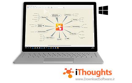 دانلود iThoughts - نرم افزار ترسیم نقشه های ذهنی