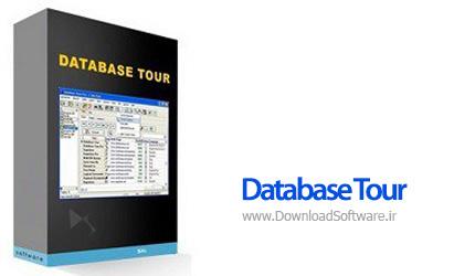 دانلود Database Tour Pro - نرم افزار مدیریت پایگاه داده