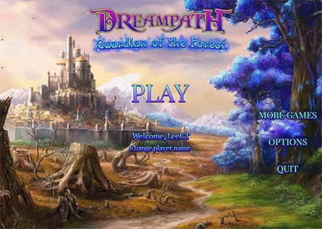 دانلود بازی Dreampath 3: Guardian of the Forest CE Final
