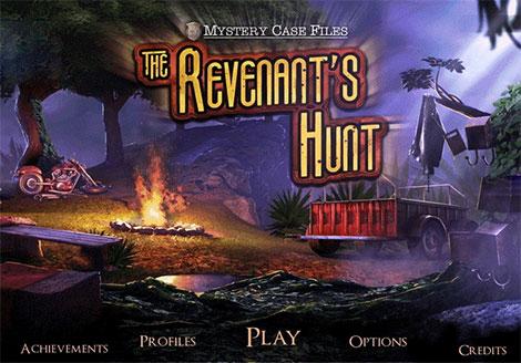 دانلود بازی Mystery Case Files 16: The Revenant's Hunt برای PC