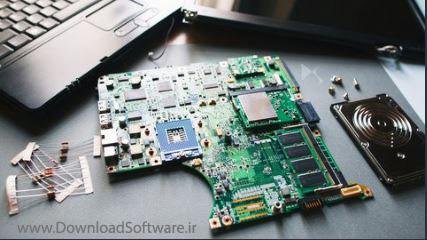 آموزش ارتقاء سخت افزار لپ تاپ بهبود سرعت، حافظه و خنک کننده