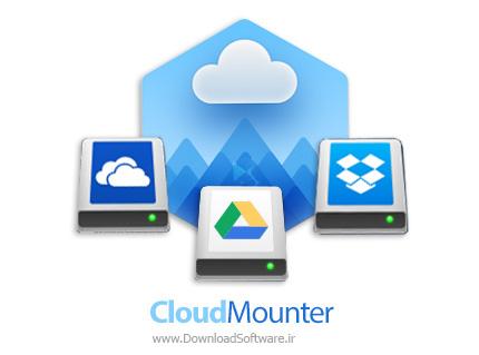 دانلود Eltima CloudMounter - نرم افزار مدیریت فضای های ذخیره سازی ابری