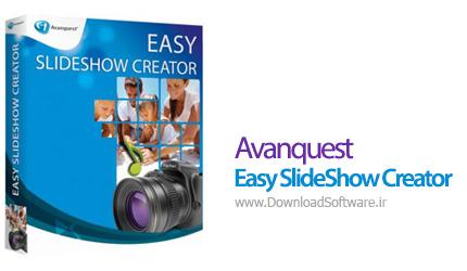 دانلود Avanquest Easy SlideShow Creator نرم افزار ساخت اسلایدشو در کامپیوتر