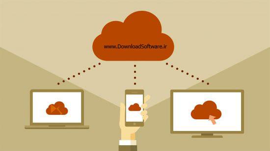 دانلود فیلم آموزش نرم افزار OneDrive