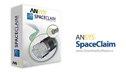 دانلود ANSYS SpaceClaim