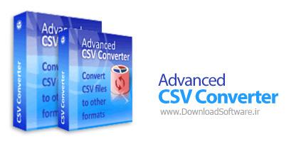 دانلود Advanced CSV Converter