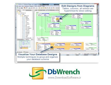 دانلود DbWrench