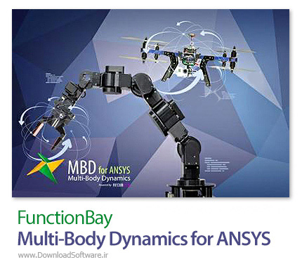 دانلود FunctionBay Multi-Body Dynamics For ANSYS