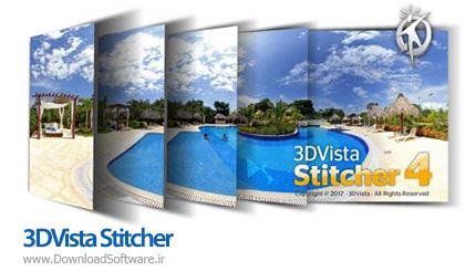 دانلود نرم افزار 3DVista Stitcher