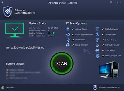 دانلود Advanced System Repair Pro