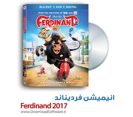 دانلود رایگان دوبله فارسی انیمیشن فردیناند Ferdinand 2017 BluRay