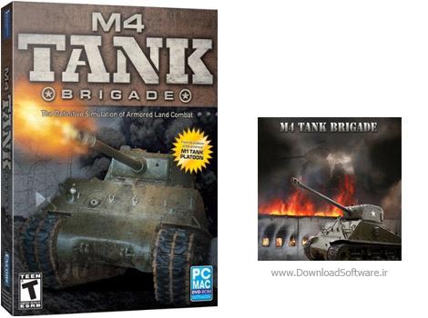 دانلود بازی M4 Tank Brigade برای کامپیوتر