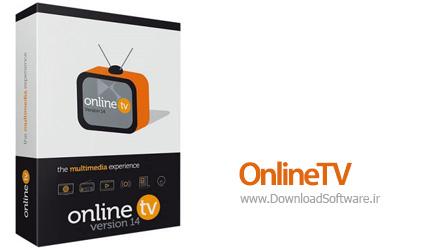 دانلود برنامه OnlineTV Anytime Edition