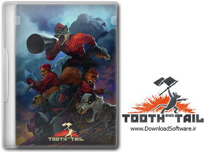 دانلود بازی Tooth and Tail برای کامپیوتر