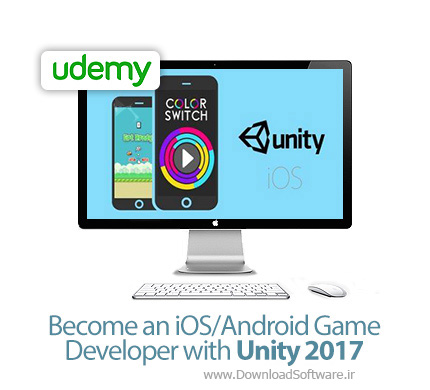 دانلود Udemy Become an iOS/Android Game Developer with Unity 2017