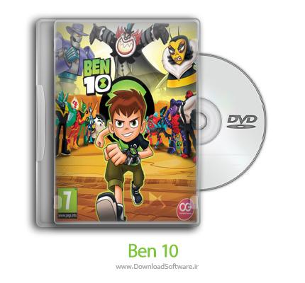 دانلود Ben 10 - بازی بن تن