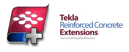 دانلود Tekla Reinforced Concrete Extensions 2017