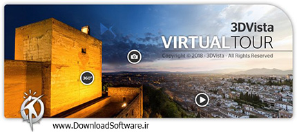 دانلود 3DVista Virtual Tour Suite