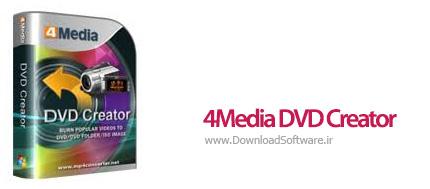 دانلود 4Media DVD Creator