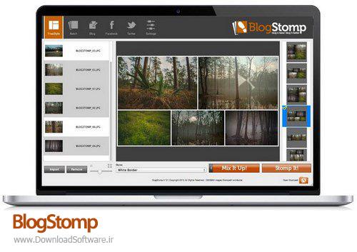 دانلود BlogStomp