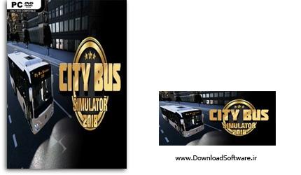 دانلود City Bus Simulator 2018